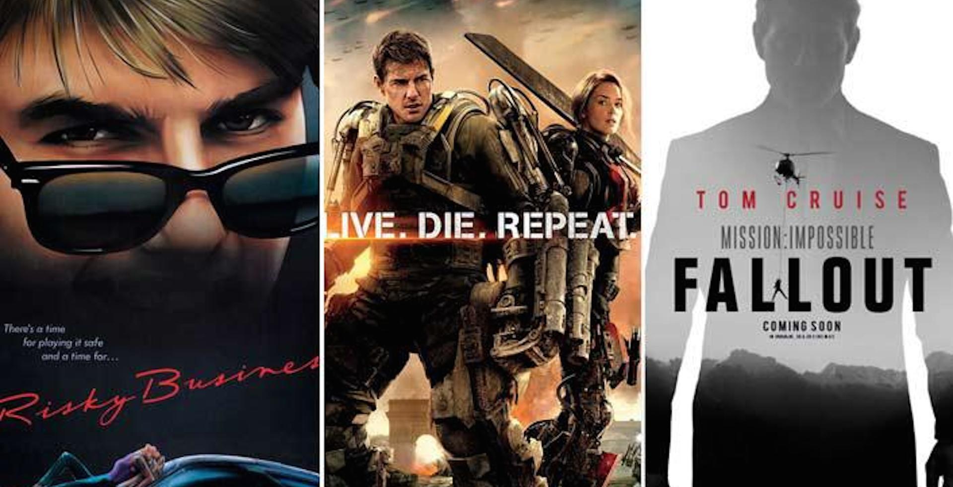 The Top 5 Tom Cruise Movies Film Tv Sci Fi